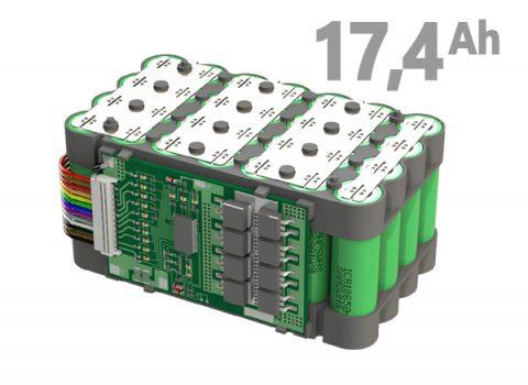 sustitución-baterías-litio-ebike-17,4-Ah