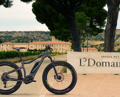 abadia-retuerta-comra-5-bicicletas-electricas-a-biobike