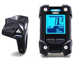 Yamaha-LCD-X-display