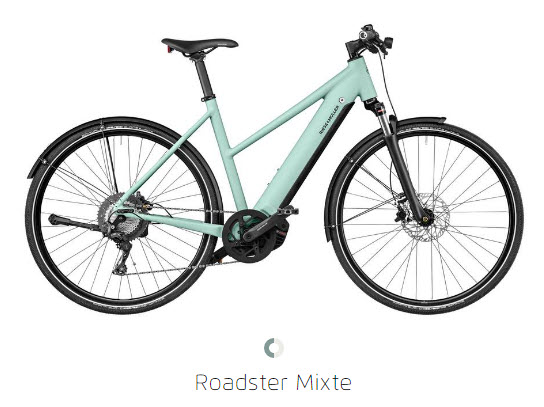RISE & MÜLLER ROADSTER MIXTE
